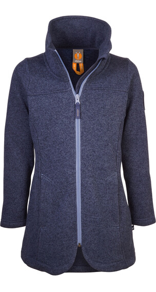 Elkline Peppi Fleece Jacket Junior blueshadow